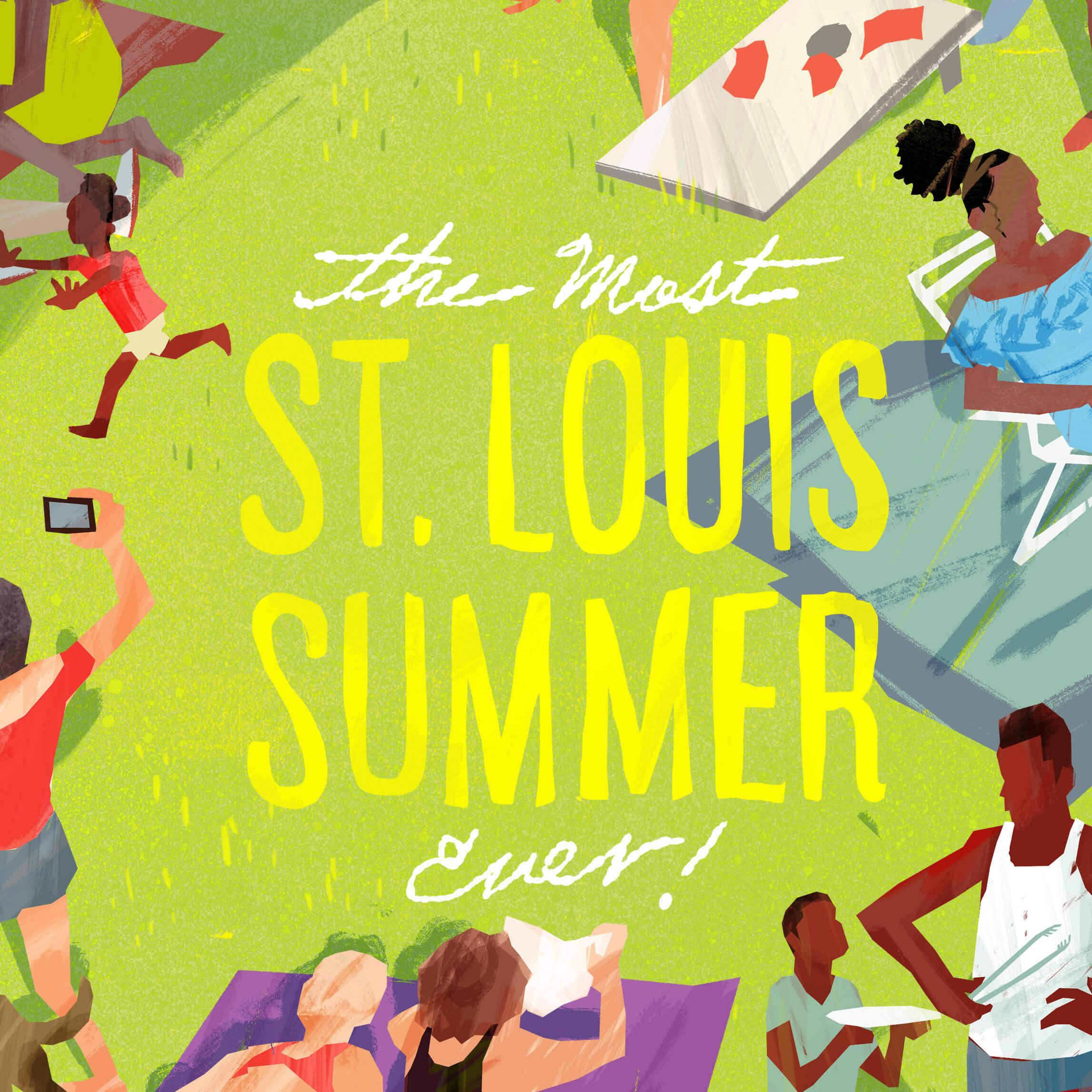 Rft Summer Editorial Illustration